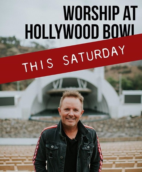 Chris Tomlin Hollywood Bowl Concert