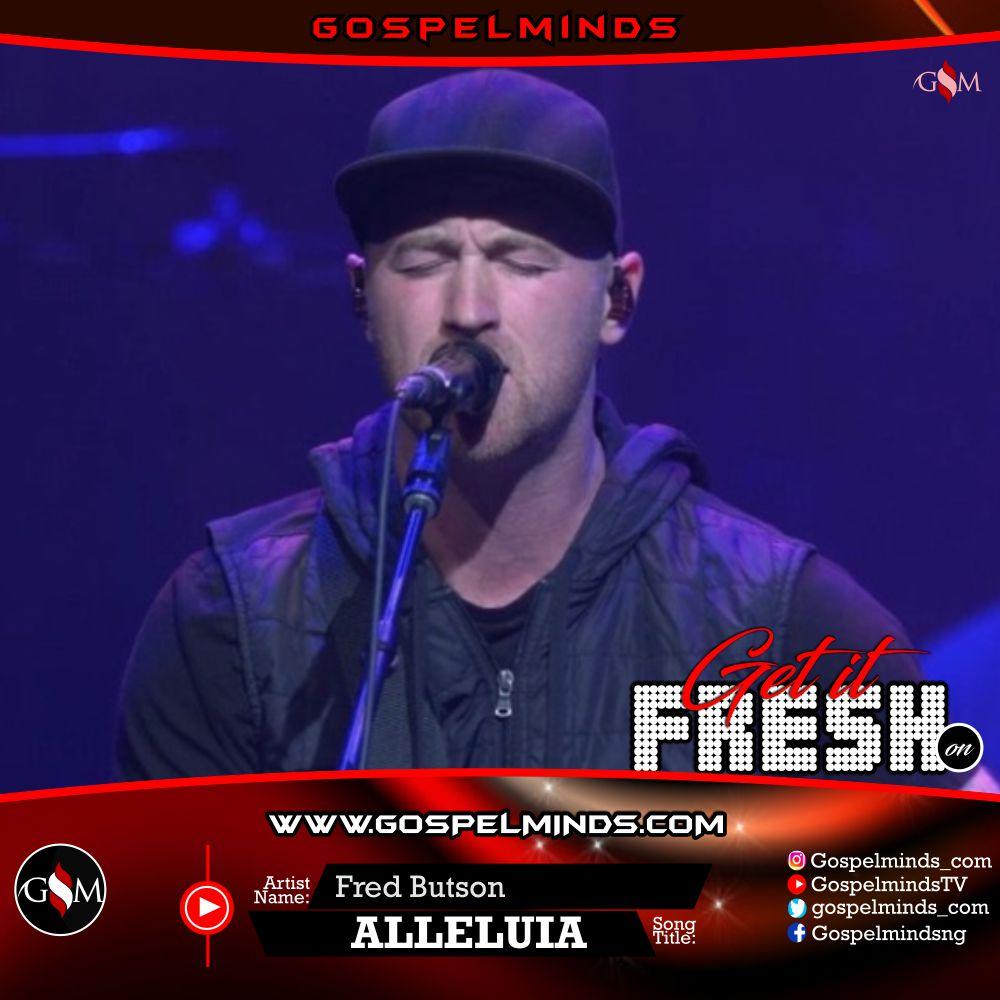 Fred Butson - Alleluia
