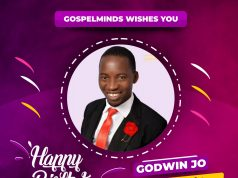 Happy Birthday - Godwin JO