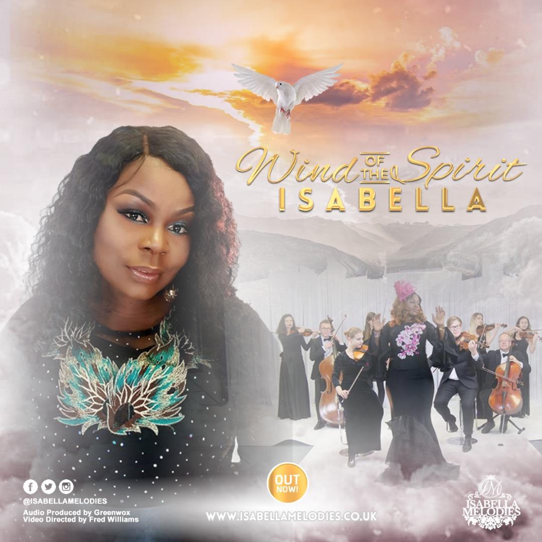 Isabella Melodies - Wind Of The Spirit
