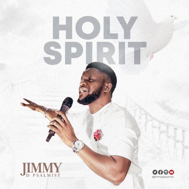 Jimmy D Psalmist Holy Spirit