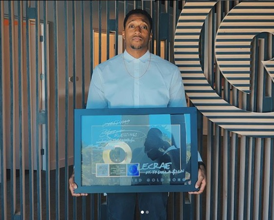 "Lecrae hit Song ""Blessings"""