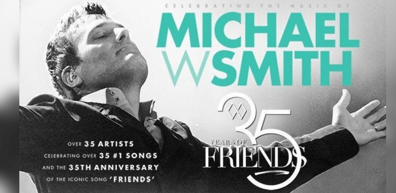Michael W. Smith 35 Years of Friends Concert