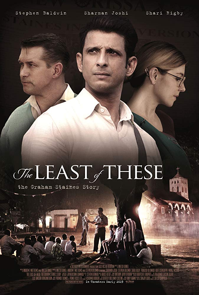 Movie Trailer of (The Least of These The Graham Staines Story 2019)