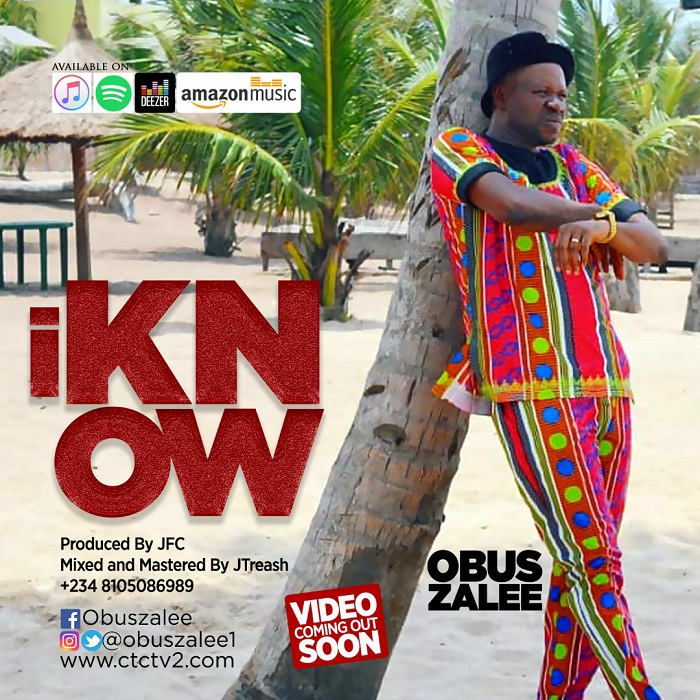 Obus Zalee - I Know
