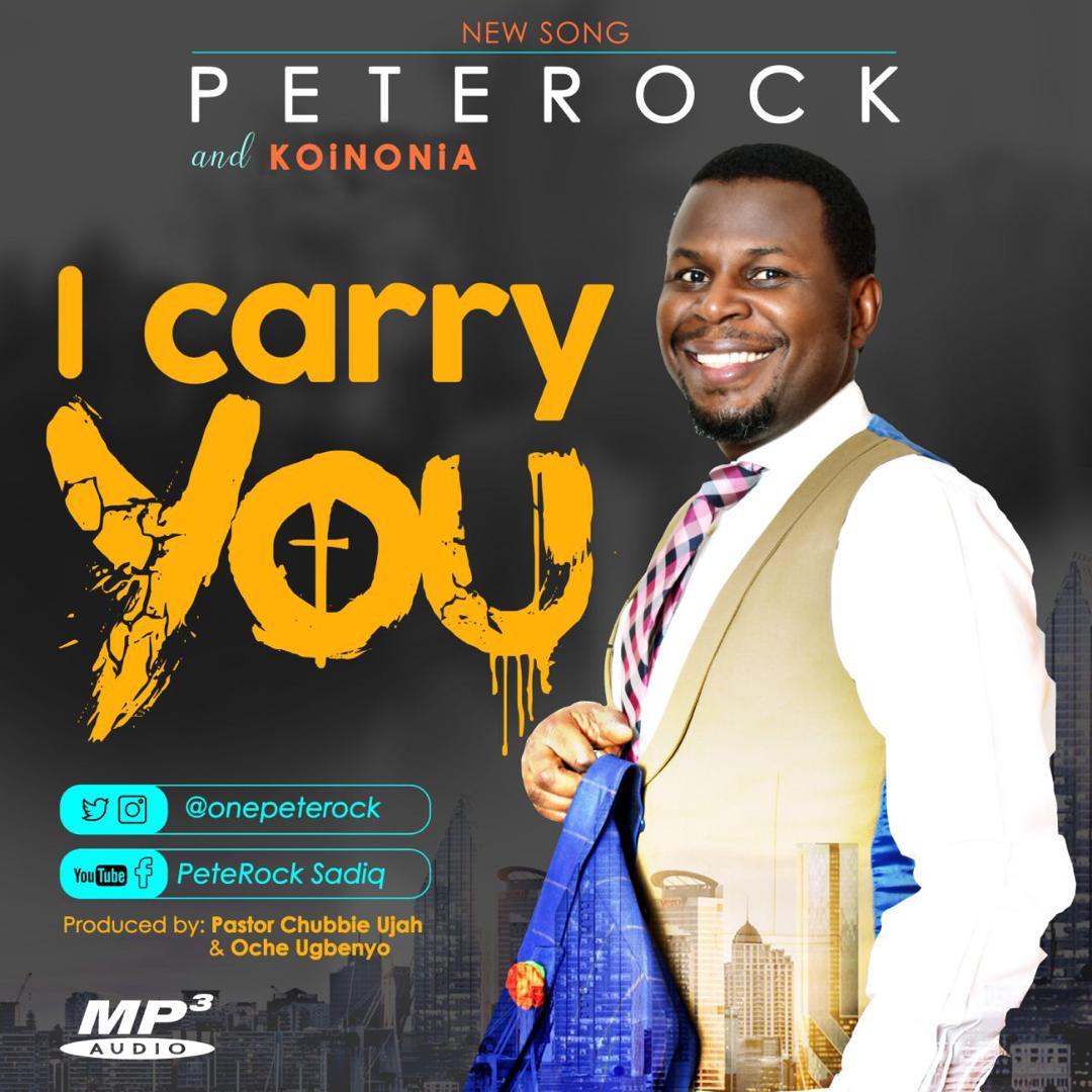 Peterock - I Carry You ft. Koinonia Worship team