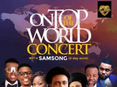 "Samsong Live Concert 2019 ""On Top of The World"""