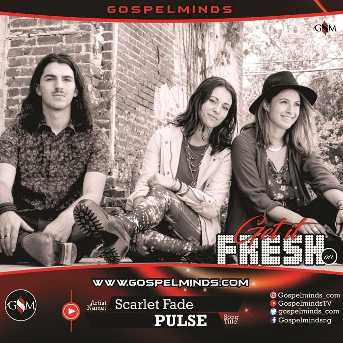 Sibling Trio Scarlet Fade - Pulse