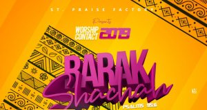 Worship Contact 2019 (Barak Shachah) by St. Praise Factory