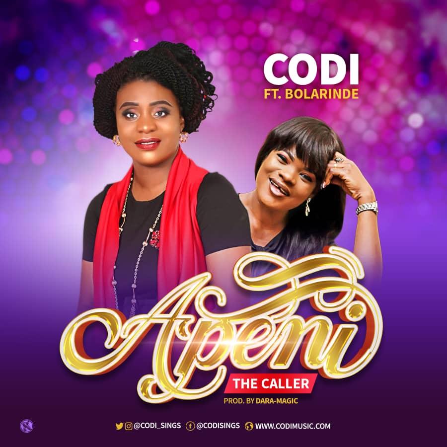 CODI - Praise Revamp + Apeni Ft. Bolarinde