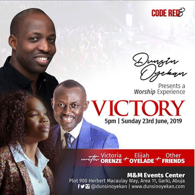 Code Red 8 Victory By Dunsin Oyekan
