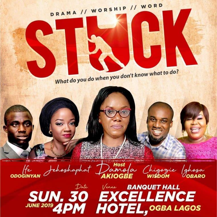 Damola Akiogbe to hosts Annual #WhereAreYourAccusers Drama Event Theme Stuck
