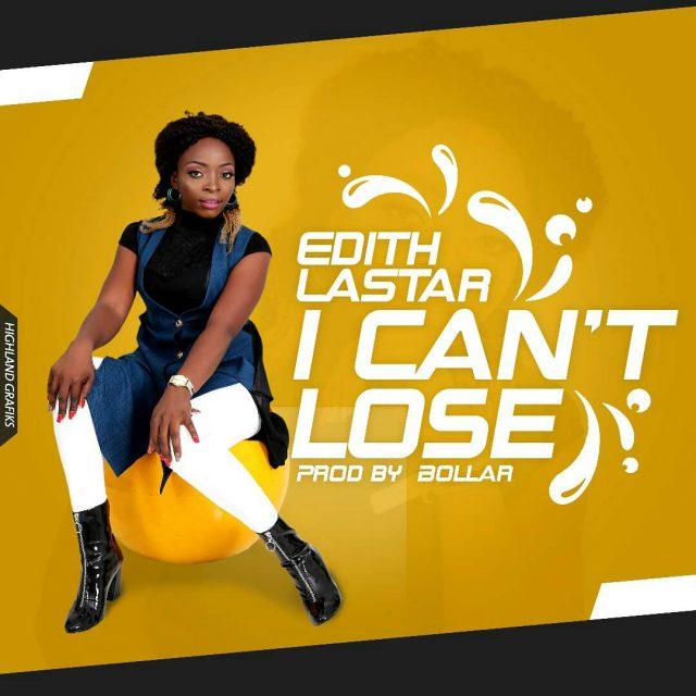 Edith Lastar - I Cant Loose