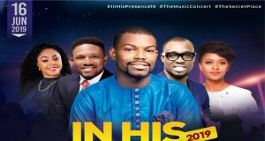 In His Presence Worship Experience 2019