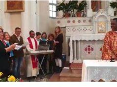 Nigerian priest in Switzerland