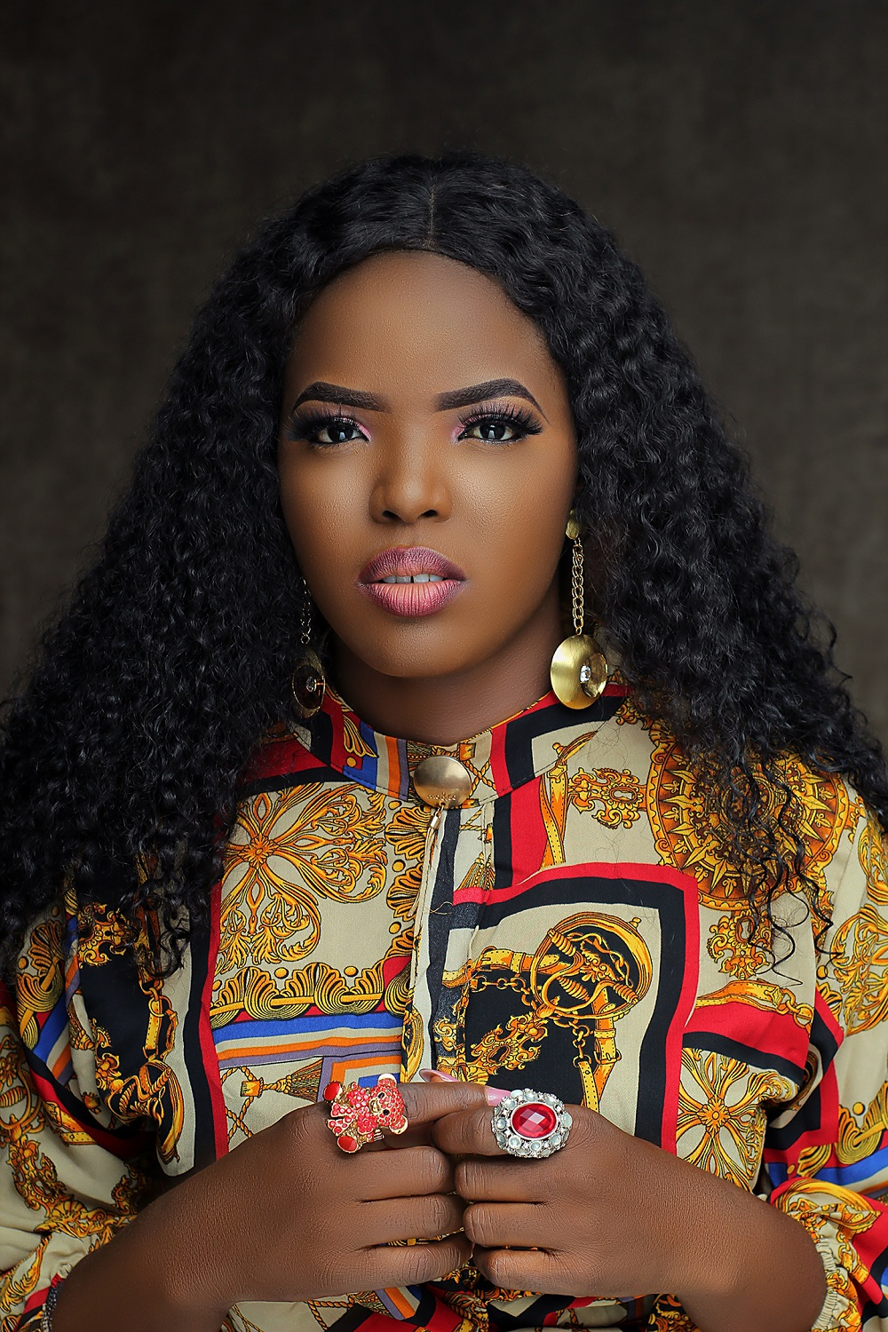 Nollywood Actress Turned Gospel Artist - Princess Peters! New Song