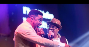 Tim Godfrey and Israel Houghton live at Fearless 2019