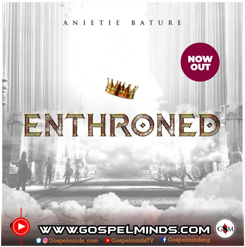Anietie Bature - Enthroned