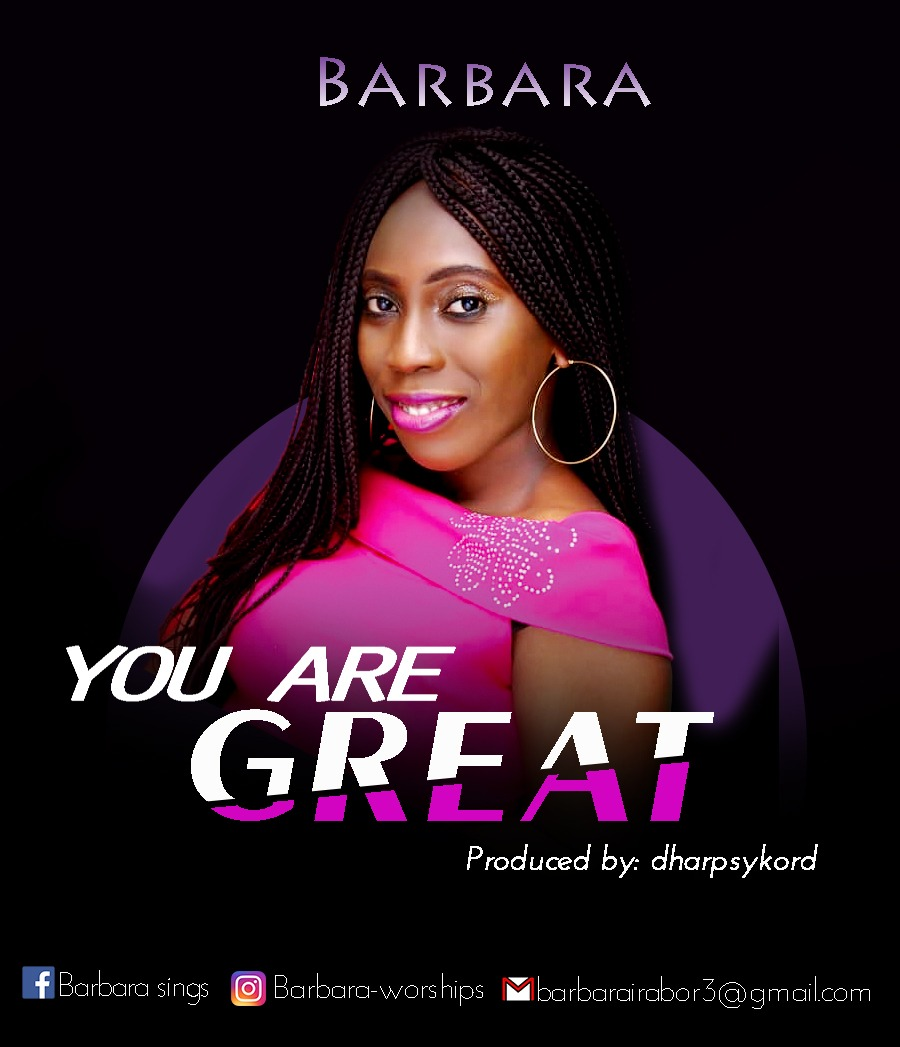 Barbara - You Are Great