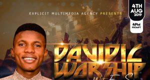 Enyo Sam concert - Davidic Worship 2019 Abuja