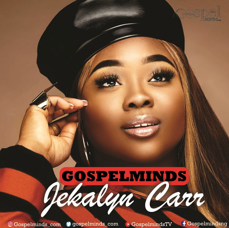 Jekalyn Carr Live Album Recording