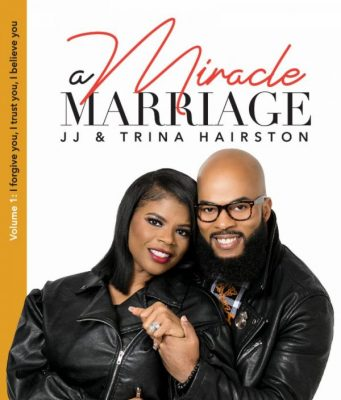 Jj Hairston New Book - Miracle Worker