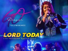 Toluwanimee - Lord Today (Music Video)