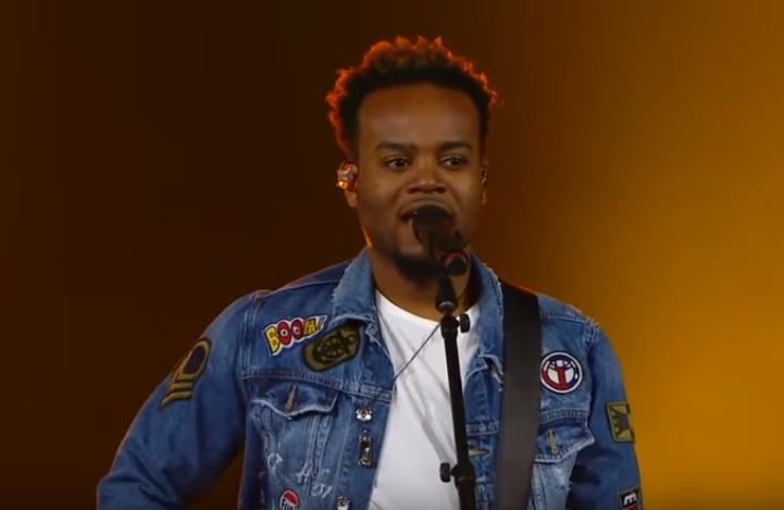 Travis Greene at City of Praise - Some Walls Only Fall