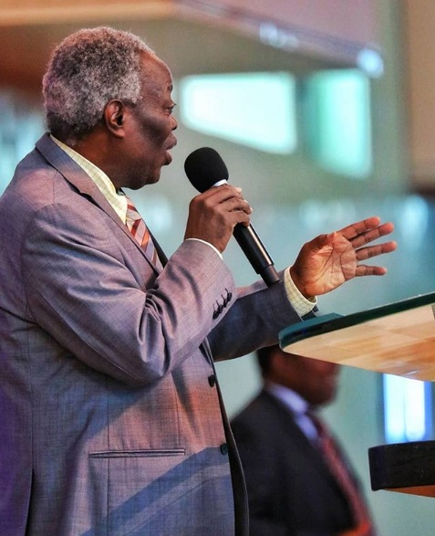 W.F Kumuyi (Great Calm through the Masters Intervention) Bible Study