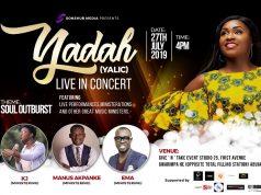 Yadah Live Recording Concert
