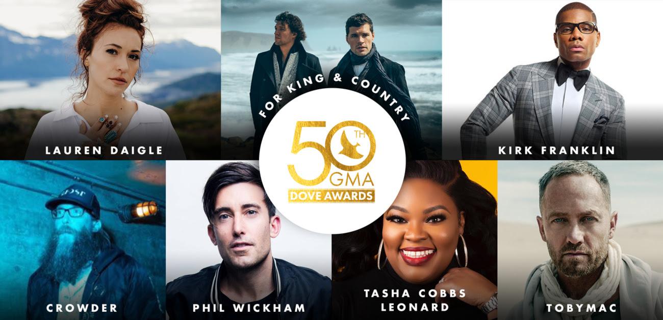 50th Annual GMA Dove Awards