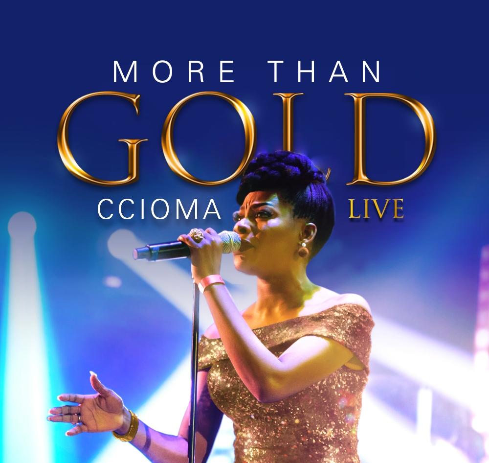 Ccioma - More Than Gold