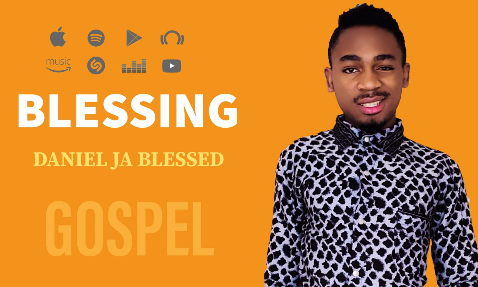Daniel Ja Blessed - Blessings