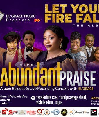 El Grace Live Recording Concert 2019