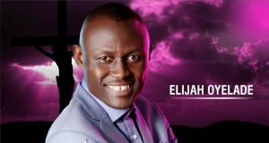 Elijah Oyelade 5th Album - The Lord of All
