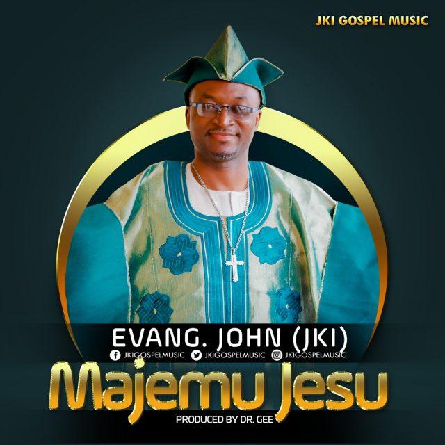 Evang John (JKI) - Majemu Jesu