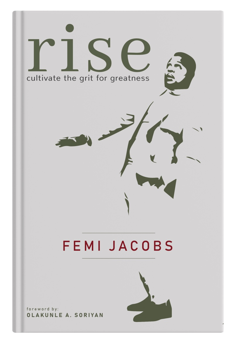 Femi Jacobs Book RISE
