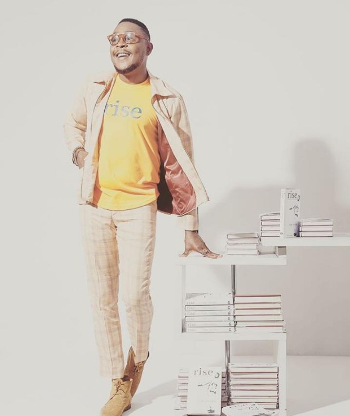 Femi Jacobs Book RISE