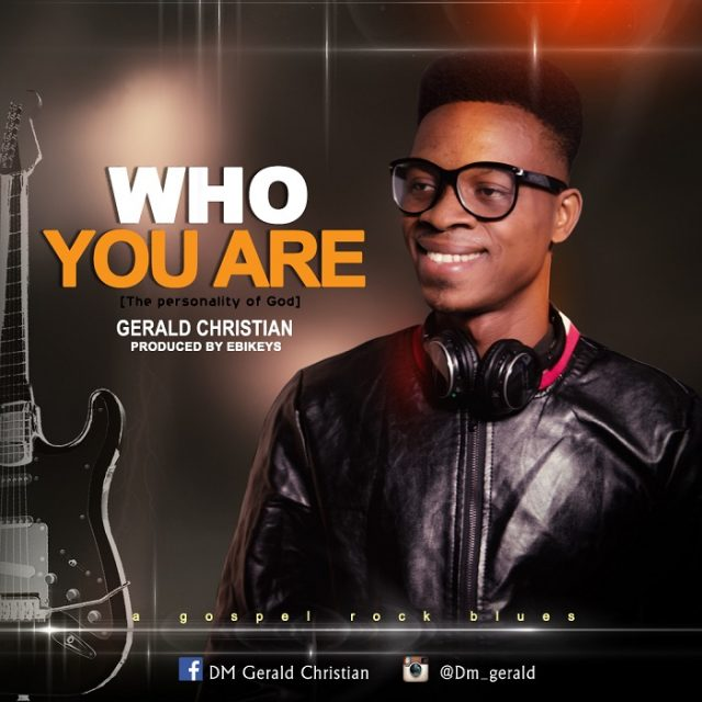 Gerald Christian - Who You Are