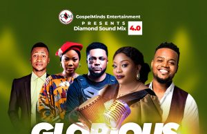 "Glorious Grace Mixtape ""Diamond Sound Mix 4.0"" Hosted by MO6"