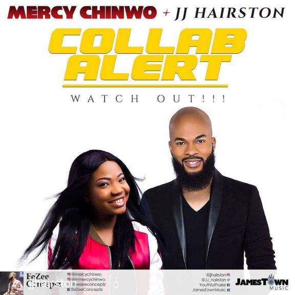 JJ Hairston Ft. Mercy Chinwo – Excess Love (Remix)