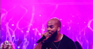 JJ Hairston - No One Like Our God