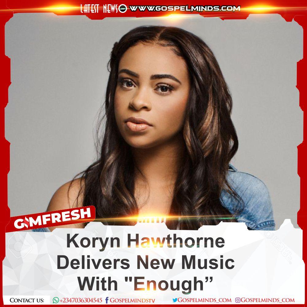 Koryn Hawthorne - Enough