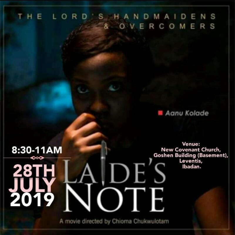 Laide's Note