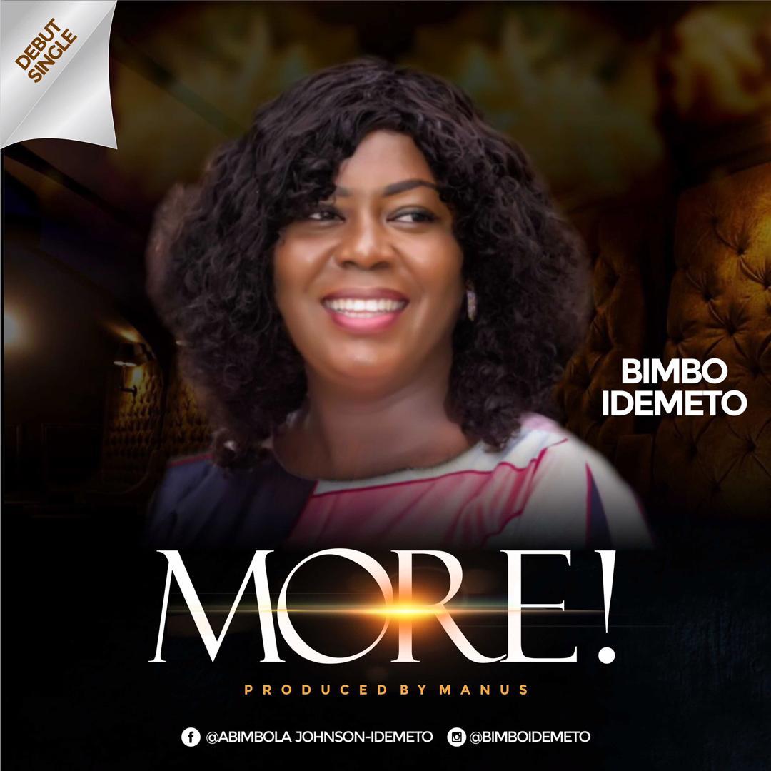 Bimbo Idemeto - MORE