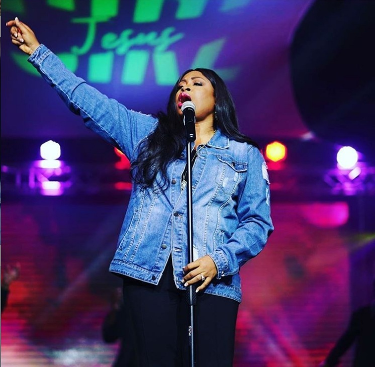 Sinach - Because you Live