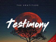 The Gratitude (COZA) - Testimony