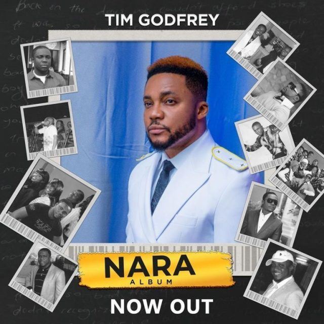 Tim Godfrey Nara