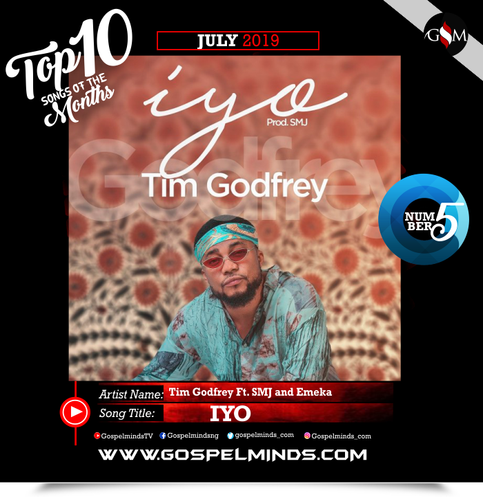 Tim Godfrey – Iyo Ft. SMJ and Emeka)