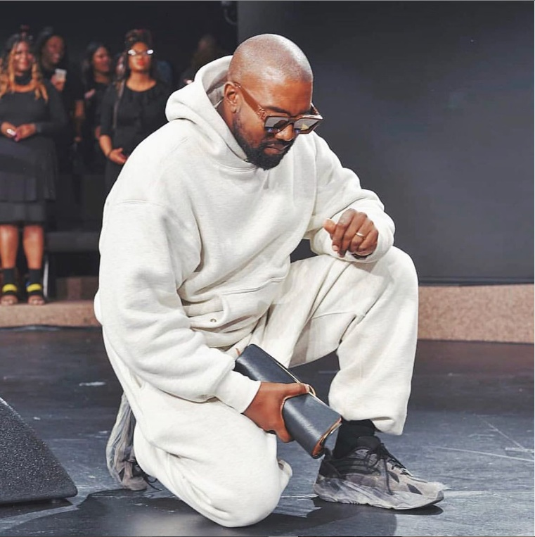 About Kanye West Jesus is King